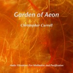 Garden Of Aeon CD Panel Outside Outline